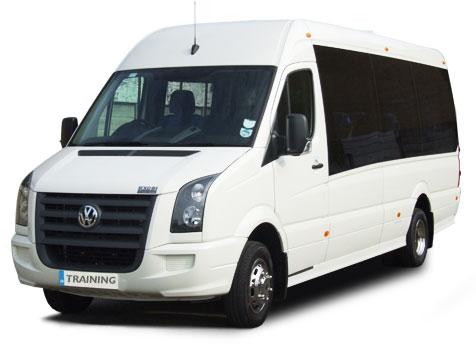 Minibus Training Vehicle