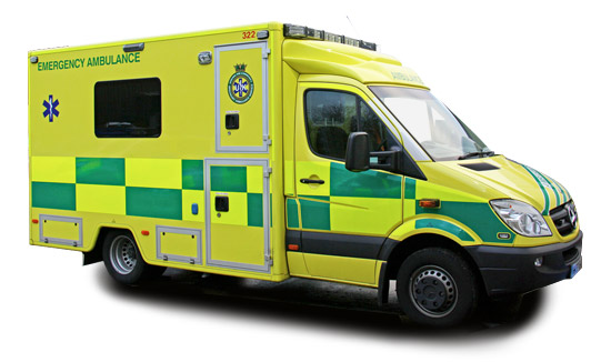 Ambulance Training Vehicle